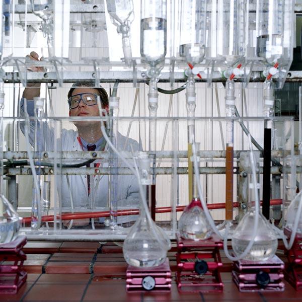 Lab columns