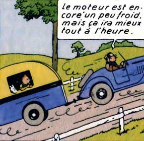 Tintin Variations